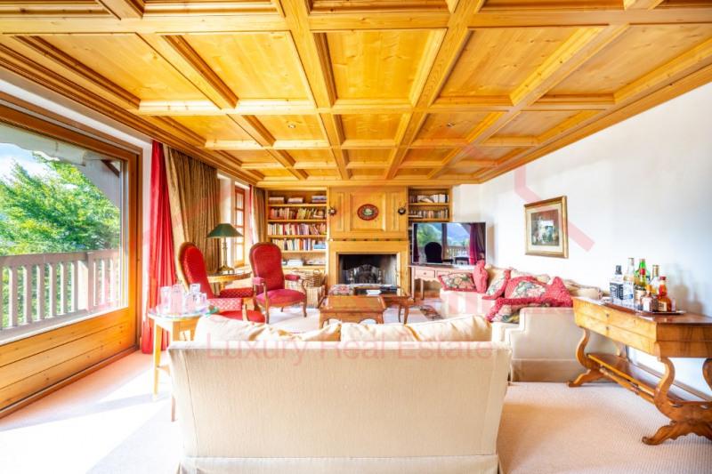Vente de prestige appartement Megève 3900000€ - Photo 4