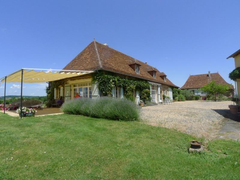 Vente de prestige maison / villa Excideuil 758000€ - Photo 1