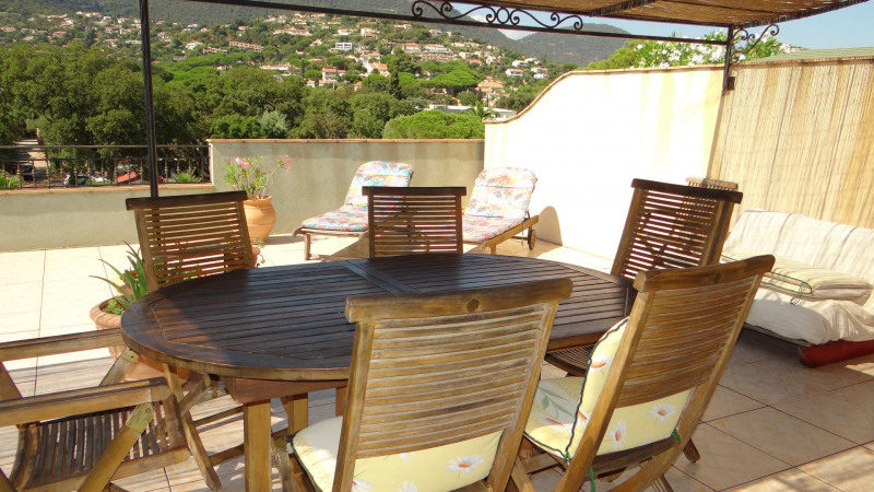 Location vacances appartement Cavalaire 700€ - Photo 6