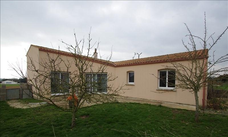 Sale house / villa Bords 169000€ - Picture 2