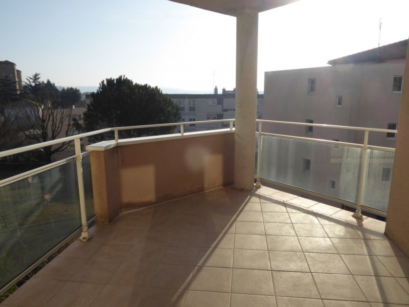 Location appartement Aubenas 500€ CC - Photo 1