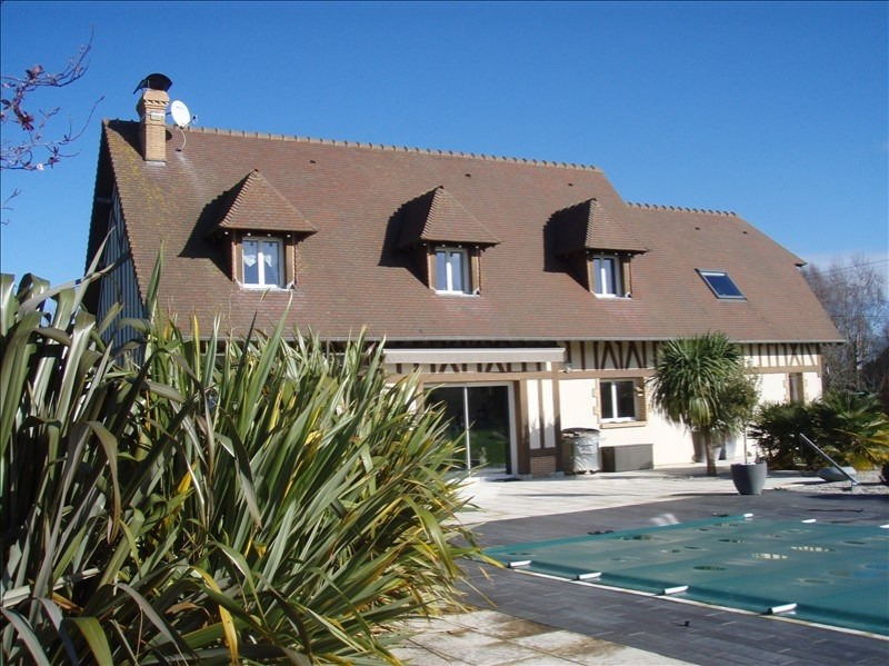 Deluxe sale house / villa Equemauville 798 000€ - Picture 1