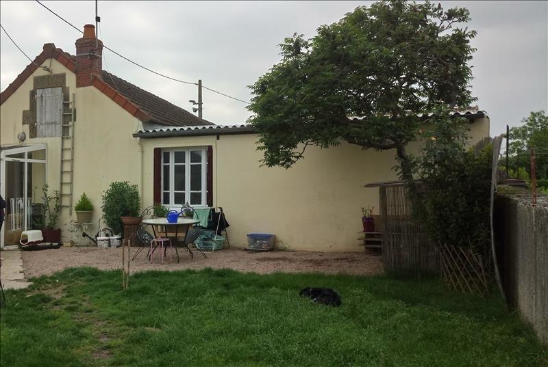 Sale house / villa Bourbon l archambault 54000€ - Picture 1