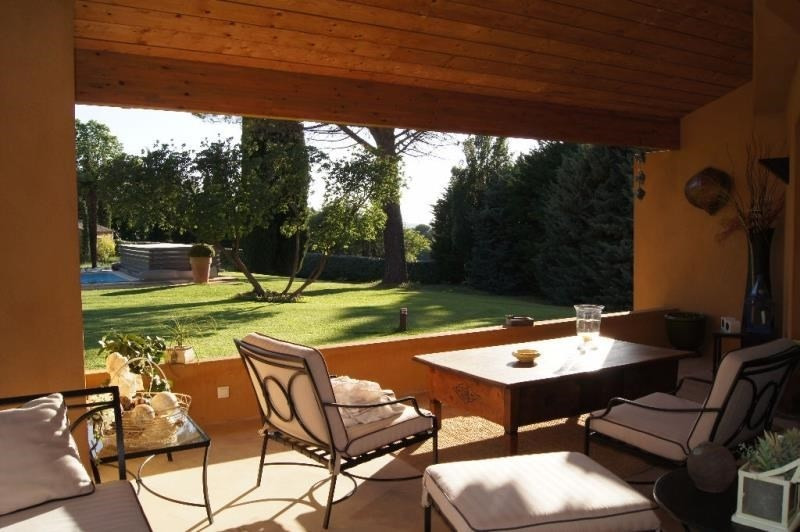 Deluxe sale house / villa Trets 760000€ - Picture 4