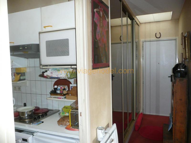Verkauf auf rentenbasis wohnung Paris 16ème 305000€ - Fotografie 6