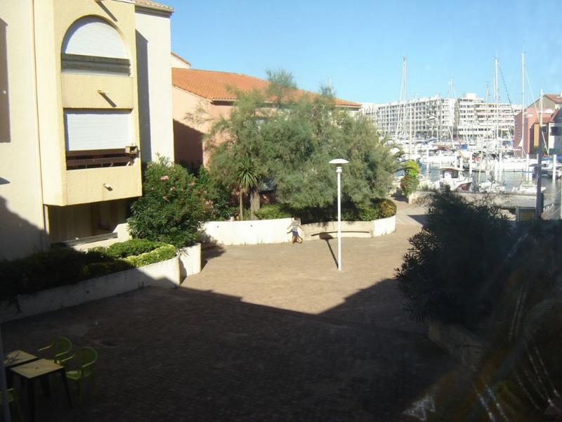 Rental apartment Carnon plage 530€ CC - Picture 1