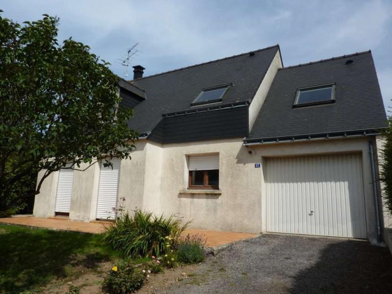 Rental house / villa Pontivy 649€ CC - Picture 1
