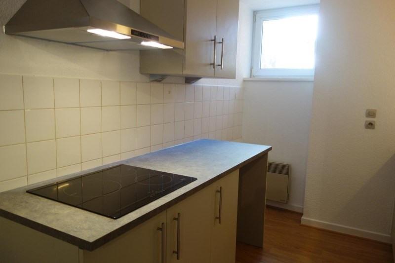Rental apartment Roanne 530€ CC - Picture 1