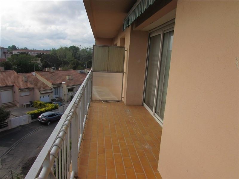 Sale apartment Valras plage 94000€ - Picture 3