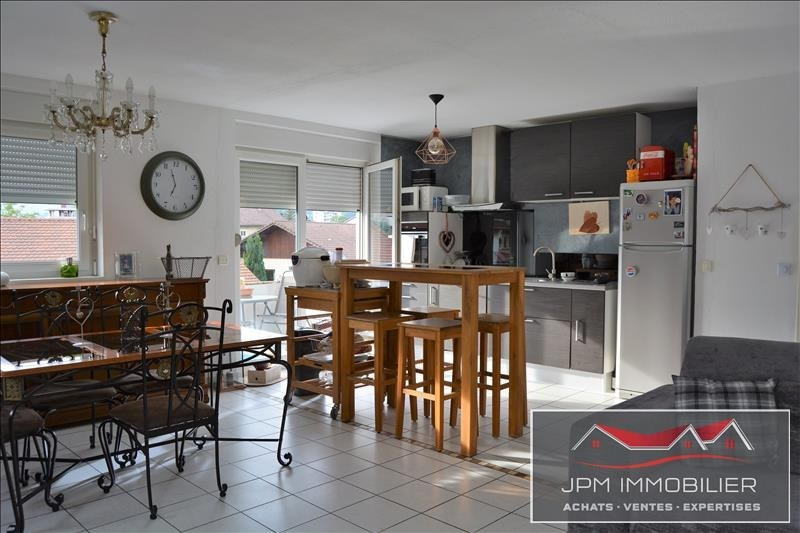 Vente appartement Cluses 190 000€ - Photo 2