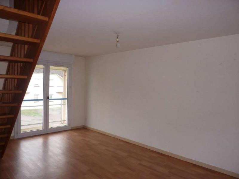 Rental apartment Pontivy 455€ CC - Picture 1