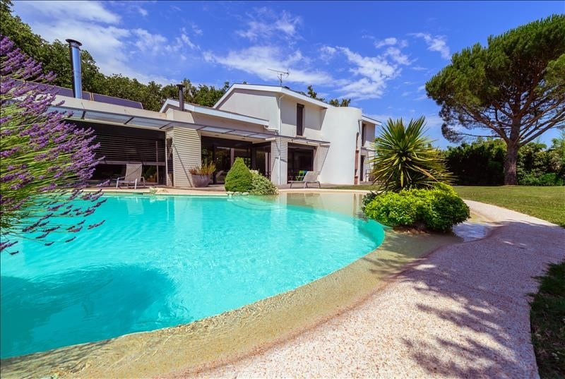 Deluxe sale house / villa Fonsegrives 5 km 936 000€ - Picture 1