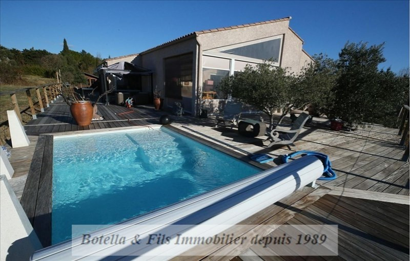 Vente maison / villa Uzes 520 000€ - Photo 1