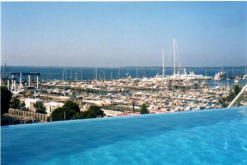 Sale apartment Golfe-juan 648 000€ - Picture 1