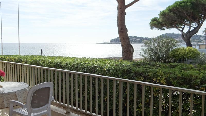 Location vacances appartement Cavalaire sur mer 700€ - Photo 1