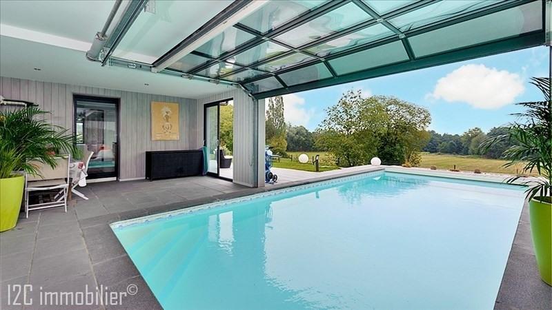 Vente maison / villa St genis pouilly 1190000€ - Photo 2