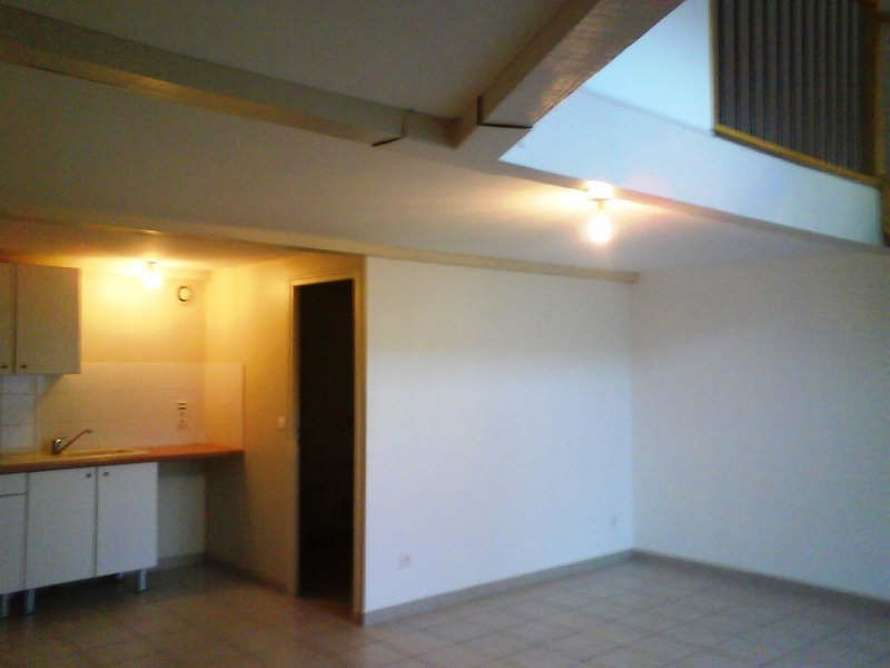 Rental apartment Vergeze 610€ CC - Picture 1