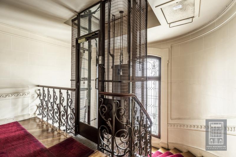 Deluxe sale apartment Paris 18ème 1295000€ - Picture 12