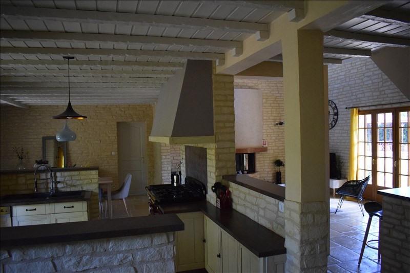 Sale house / villa Breval 339000€ - Picture 7