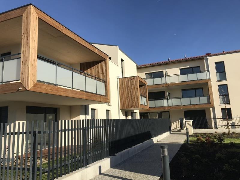 Rental apartment Mondonville 510€ CC - Picture 1