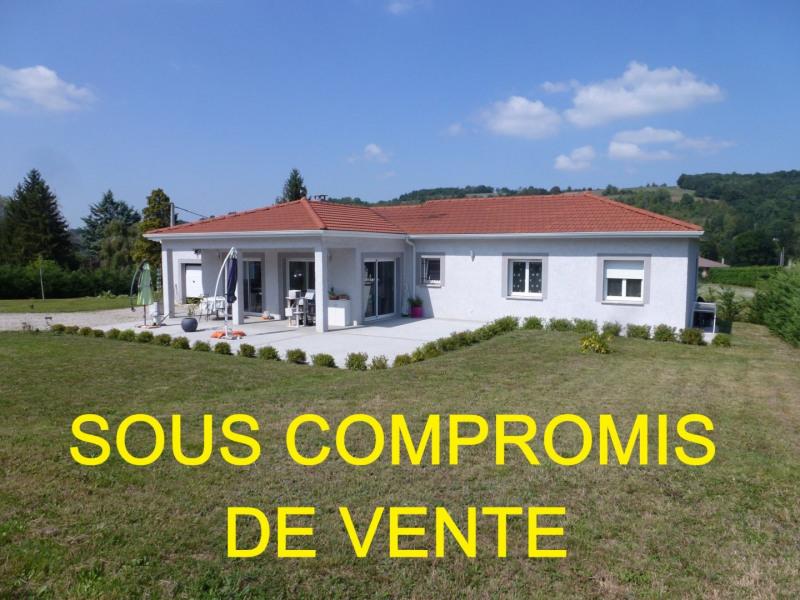 Vente maison / villa St clair sur galaure 263000€ - Photo 1