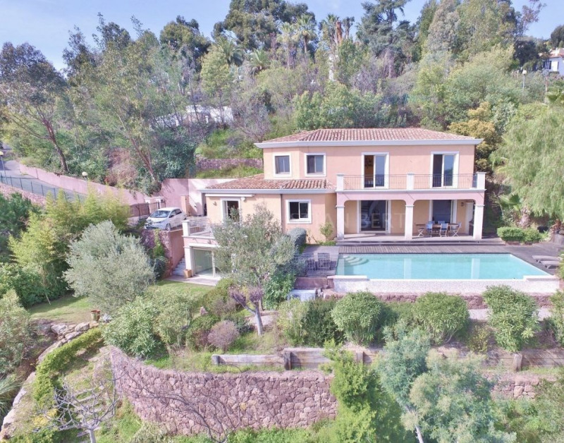 Magnifique villa 6 pièces vue mer panoramique