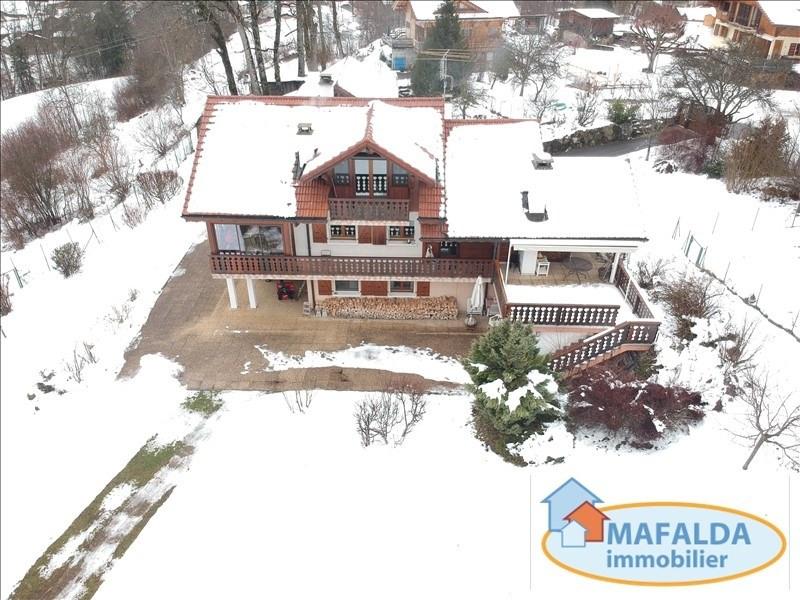Vente maison / villa Mont saxonnex 499000€ - Photo 8