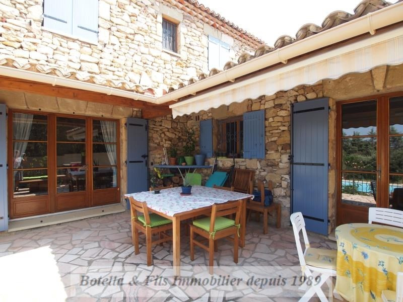 Verkoop van prestige  huis Uzes 474000€ - Foto 3