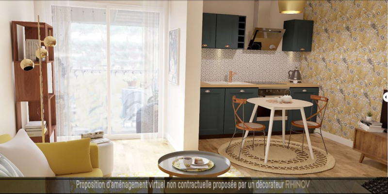 Vente appartement La grande motte 91 900€ - Photo 1