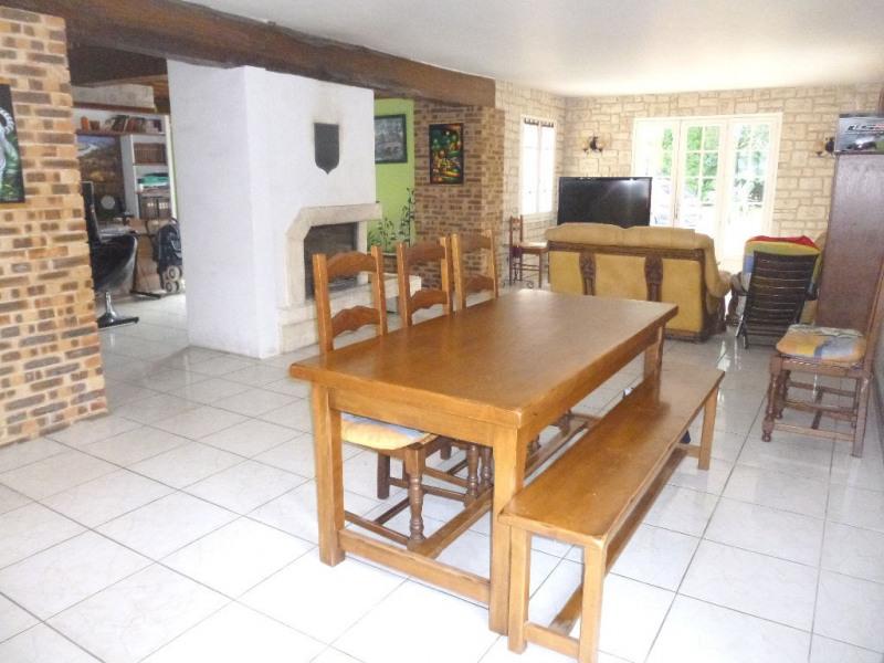 Sale house / villa Verneuil d'avre et d'iton 305000€ - Picture 2