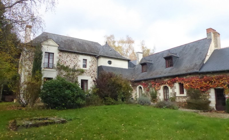 Deluxe sale house / villa Angers 25  mn 360 000€ - Picture 3