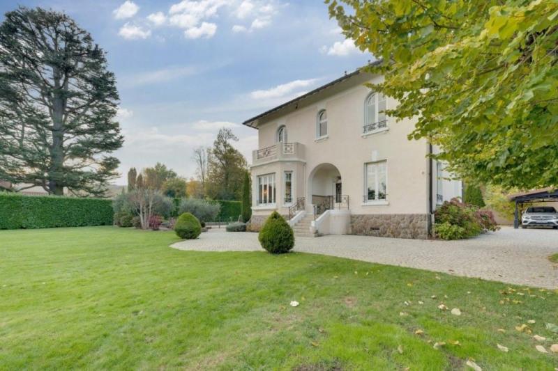 Vente de prestige maison / villa Champagne-au-mont-d'or 2060000€ - Photo 1