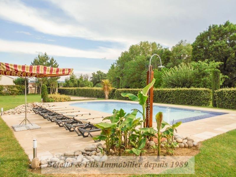 Deluxe sale house / villa Uzes 885000€ - Picture 11