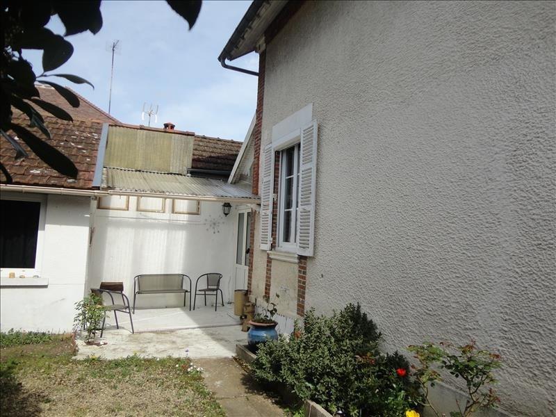 Vente maison / villa Toucy 149000€ - Photo 1