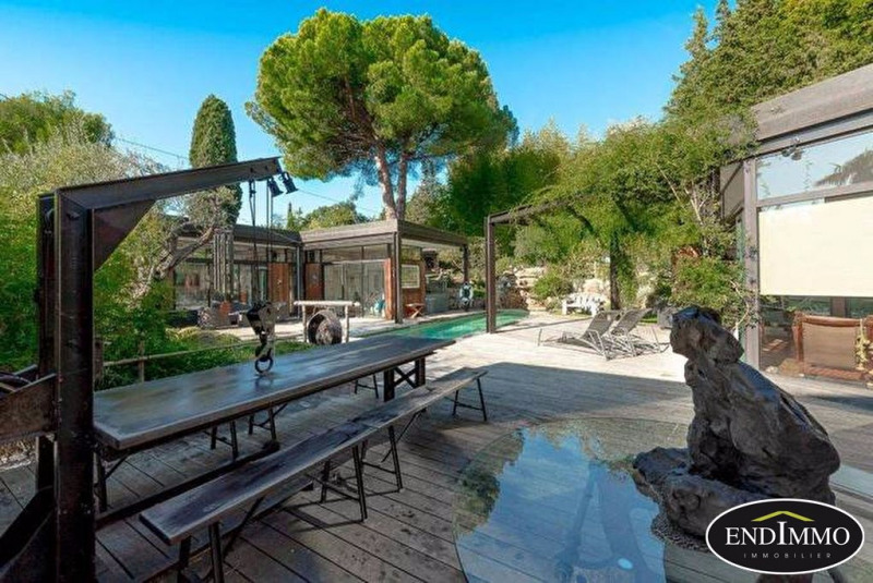 Deluxe sale house / villa Biot 1 270 000€ - Picture 2