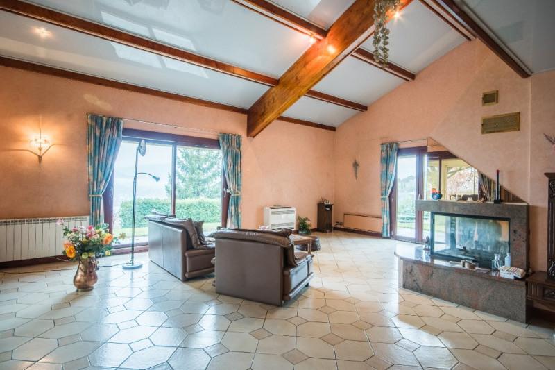 Vente maison / villa Saint alban leysse 525000€ - Photo 2
