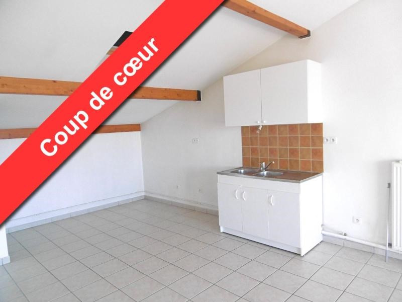 Location appartement St laurent de chamousset 505€ CC - Photo 1