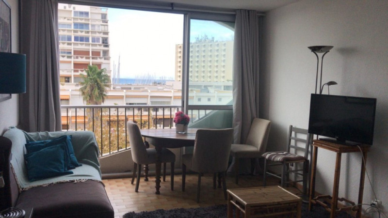 Sale apartment La grande motte 162 000€ - Picture 2