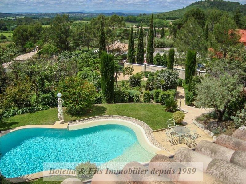Verkoop van prestige  huis Uzes 749000€ - Foto 1