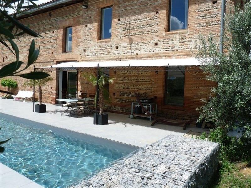 Deluxe sale house / villa 10 mns pibrac 1250000€ - Picture 2