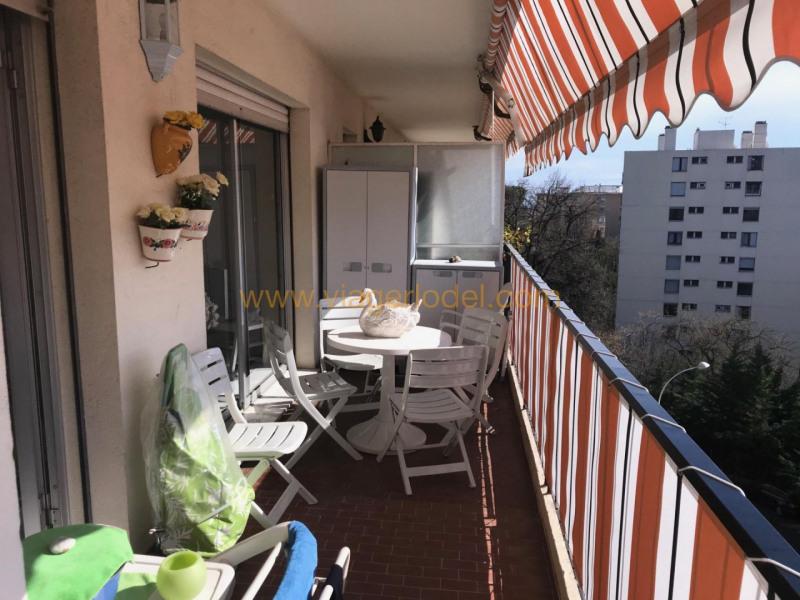 Vendita nell' vitalizio di vita appartamento Nice 65000€ - Fotografia 3