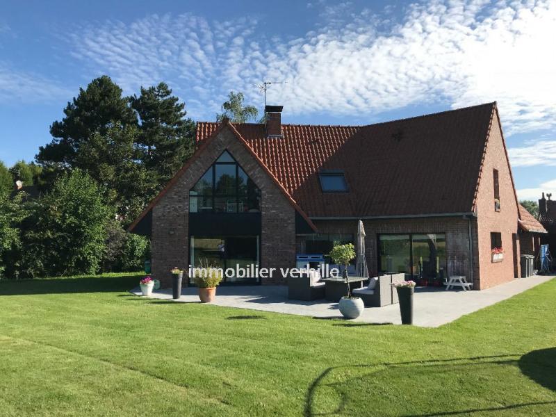 Vente de prestige maison / villa Ennetieres en weppes 644000€ - Photo 1