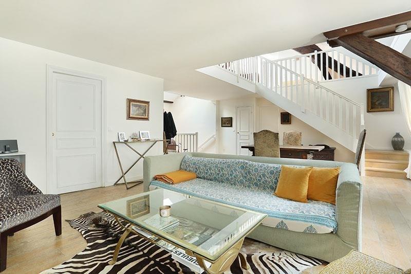 Verkoop van prestige  appartement Paris 7ème 2700000€ - Foto 1