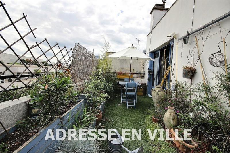Verkoop  appartement Levallois perret 443000€ - Foto 4