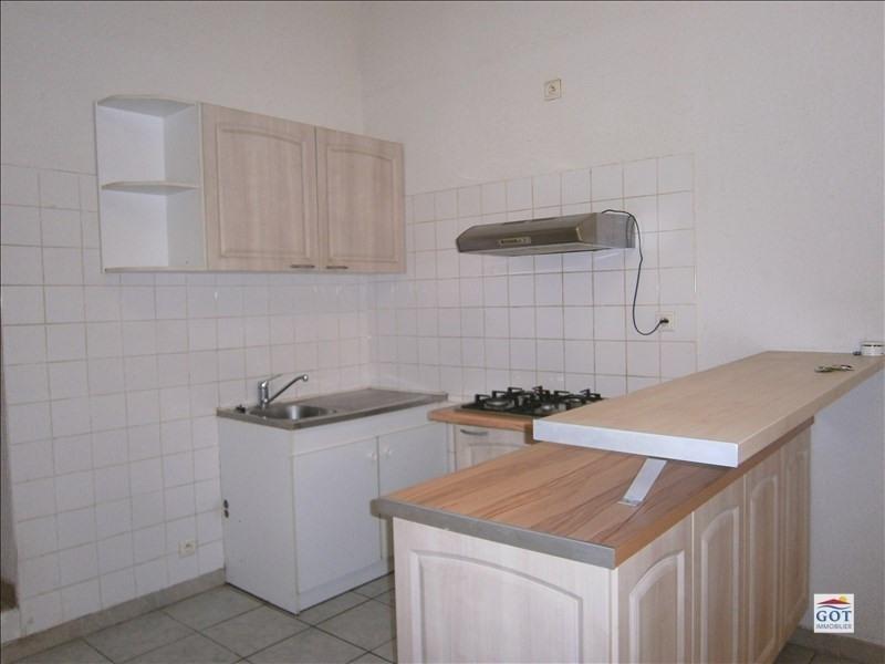 Locação apartamento Torreilles 420€ CC - Fotografia 1