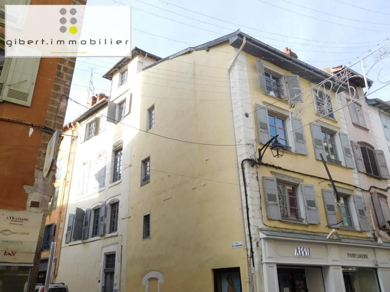 Location appartement Le puy en velay 375,79€ CC - Photo 1
