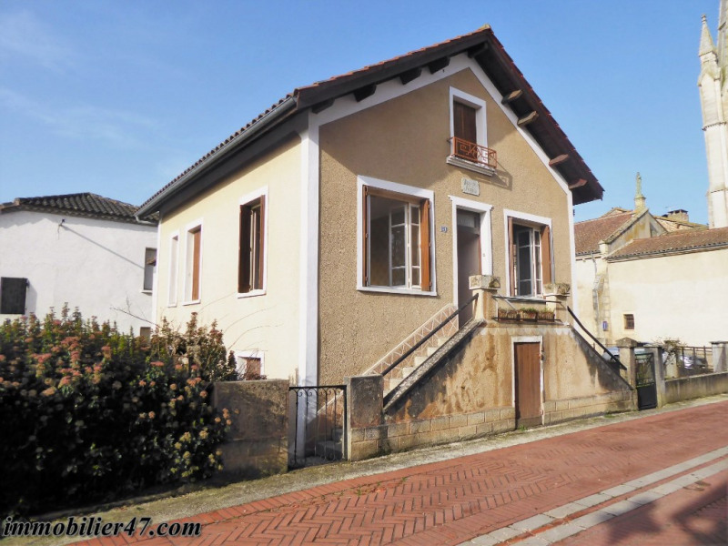 Vente maison / villa Castelmoron sur lot 75 600€ - Photo 1