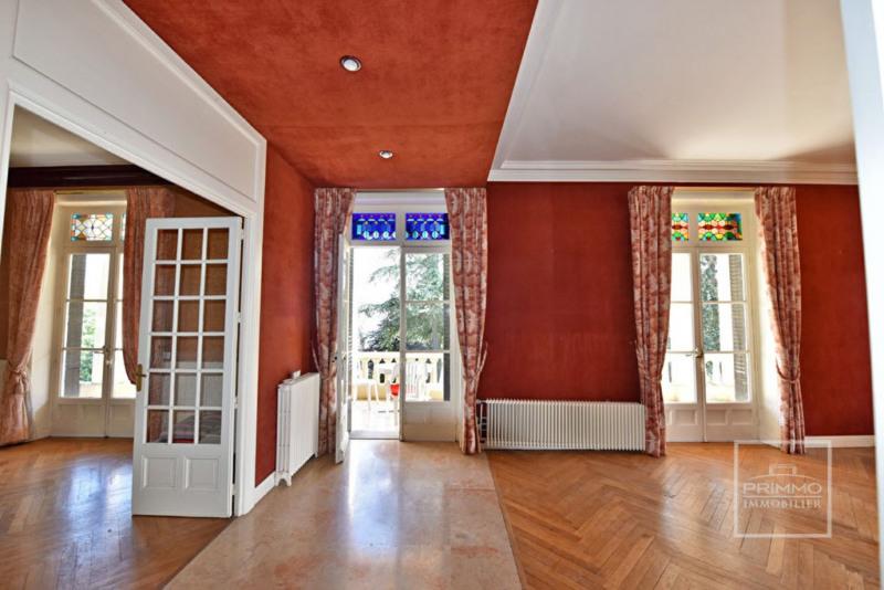 Vente de prestige maison / villa Saint cyr au mont d'or 1547000€ - Photo 7