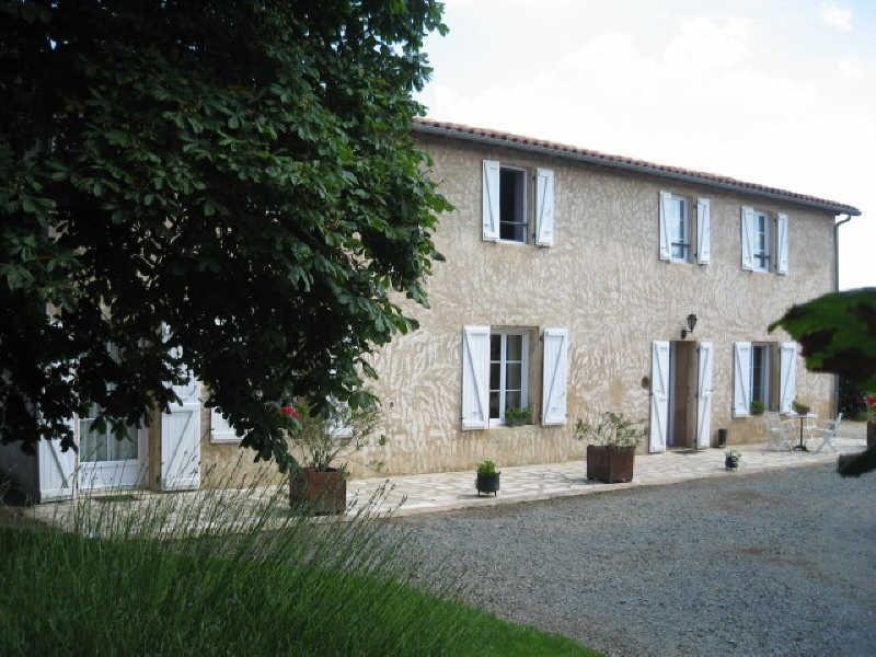 Vente maison / villa Souvigne 280800€ - Photo 1