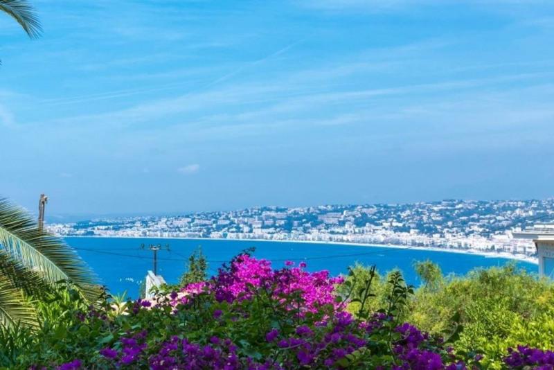 Verkoop van prestige  appartement Nice 625000€ - Foto 8